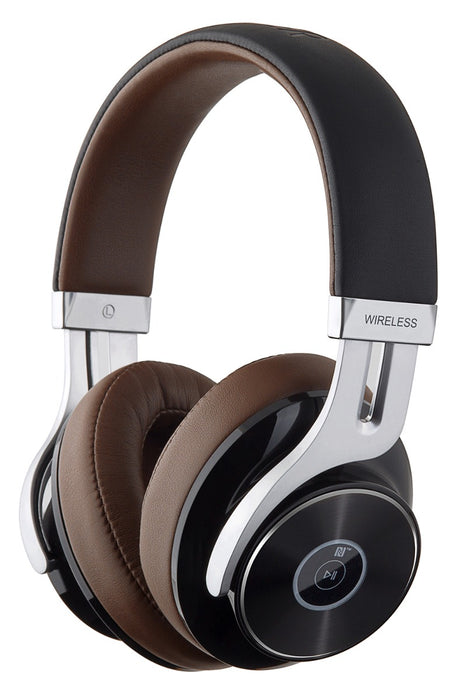Edifier W855BT Bluetooth V4.1 Premiere Headset With Microphone - Brown - EDFR-HS-W855BT/BRN
