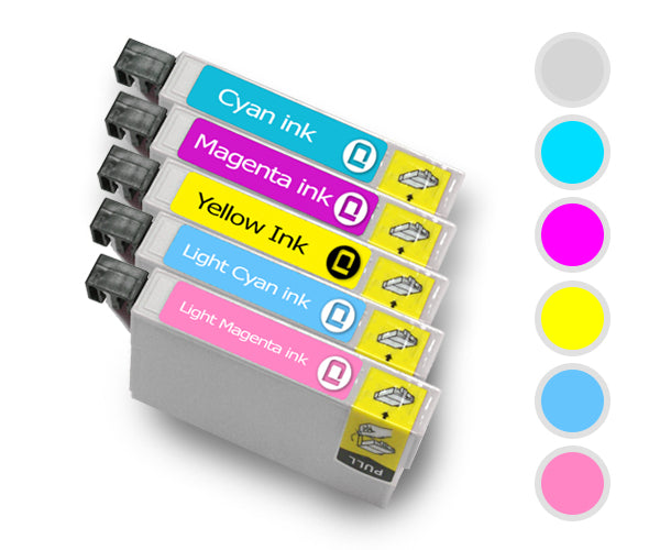 Epson T009 Colour Multipack Compatible Ink Cartridge - INK-E009/COL