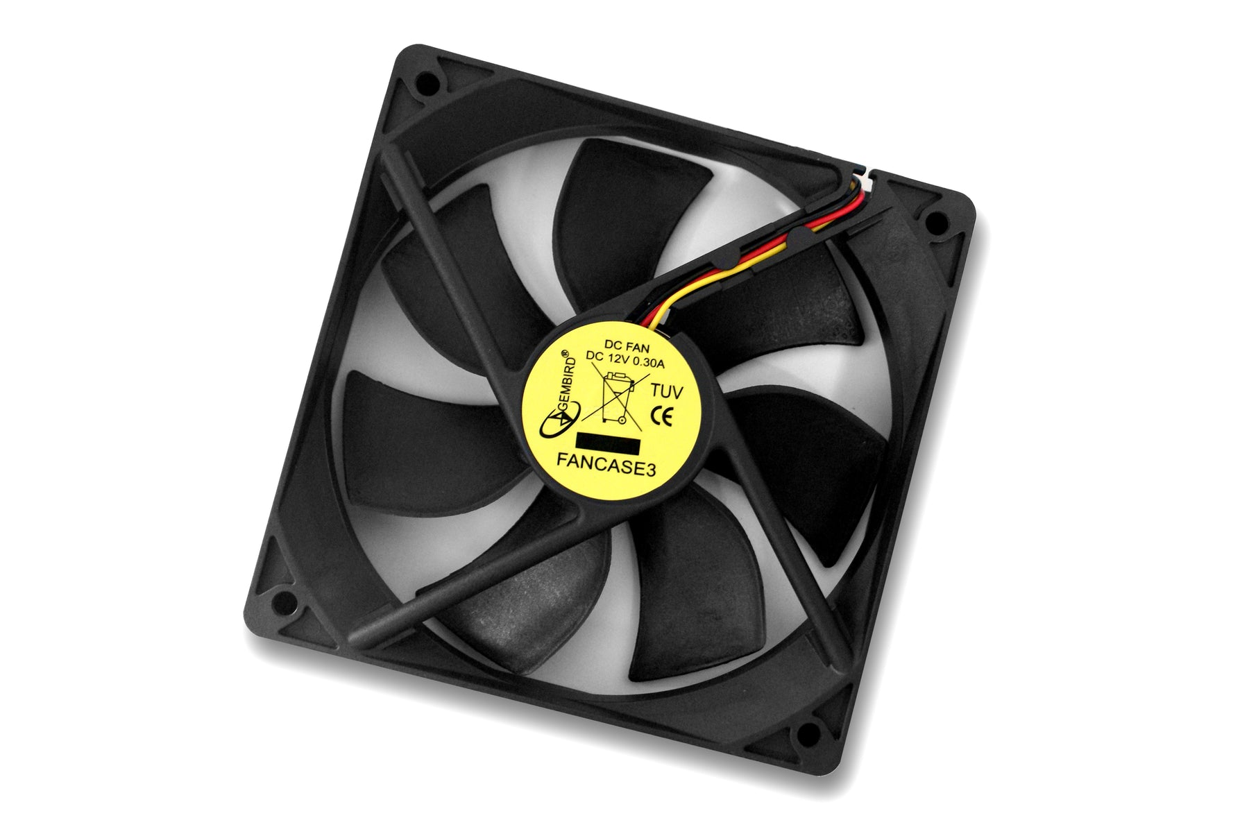 Gembird OEM Internal Cooling Fan - 12CM - FAN-12CM-P