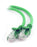 Cablexpert Straight Through Network Cable - 0.5 Metre in Green - CB-NET0.5/GRN