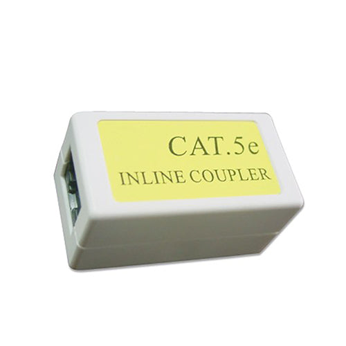Cablexpert RJ45 To RJ45 Coupler - Straight - CB-NET-COUPLE