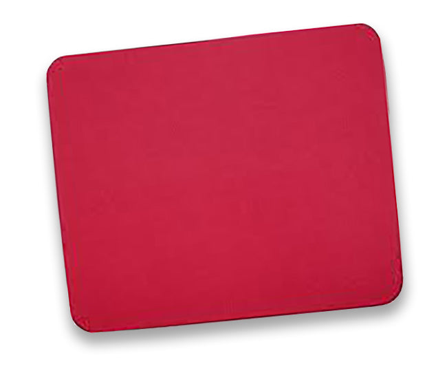 Cloth Mouse Mat - DARK RED - MP-DKRED