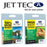 JETTEC GREY HP 100 Remanufactured Ink Cartridge - RE-HP-100