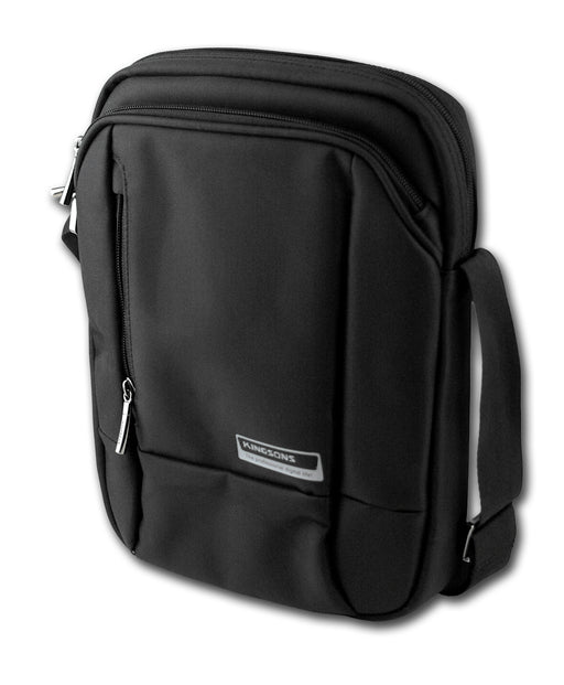 "Kingsons Elite Series Tablet Bag Shoulder Bag - Black - 10.1"" - KING-3024"