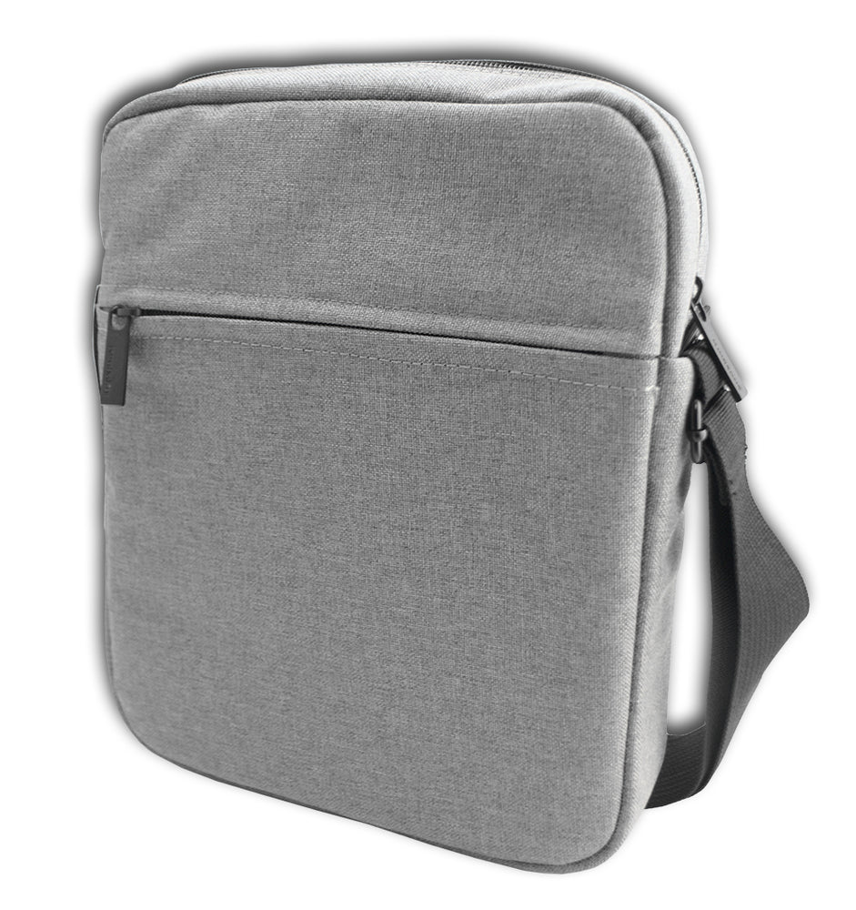 "Kingsons Urban Series Tablet Shoulder Bag - Grey - 9.7"" - KING-8507"
