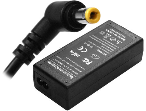 Compatible Power Adapter For ADVENT Laptops - 65W 20V 3.25A, 5.5*2.5mm tip - LPTP-AD/2