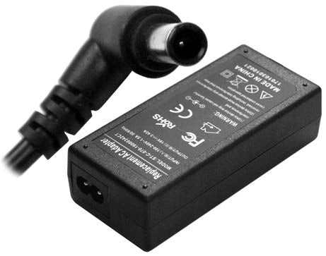 Compatible Power Adapter For SONY Laptops - 90W 19.5V 4.7A, 6.0*4.4mm tip - LPTP-SONY/1