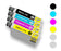 Brother LC-1280XL Multipack Compatible Ink Cartridge - INK-B-LC1280/COMBI