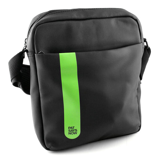 "Pat Says Now 10"" Tablet Carrier Green Stripe - NB-9230"