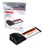 Gembird USB 2.0 4 Port Express Card / 34mm - PCMCIA/E-USB