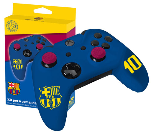 Subsonic Official Barcelona Silicone Cover For Xbox One Controller - With Thumb Grips - SUB-5324/BARCA