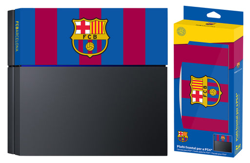 Subsonic Official Barcelona Custom Faceplate For Playstation 4 PS4 - SUB-5370/BARCA