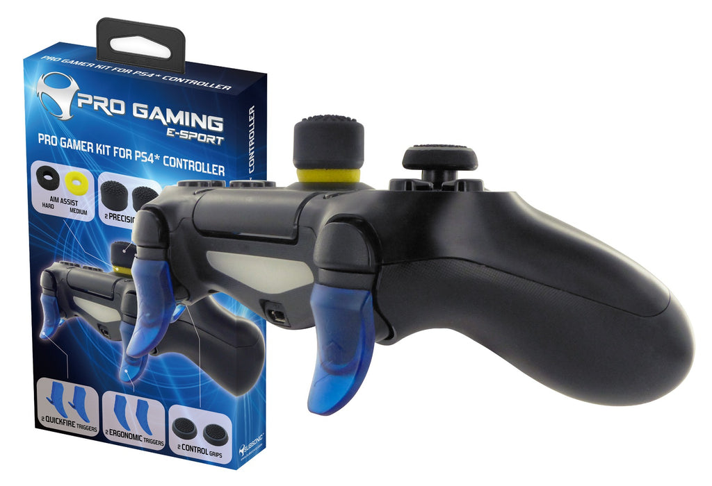 Subsonic Pro Gaming E-Sport FPS Kit For Playstation 4 PS4 Controller - SUB-5429