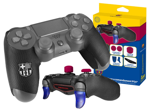 Subsonic Official Barcelona E-SPORT Kit For Playstation 4 PS4 Controller - SUB-5439/BARCA