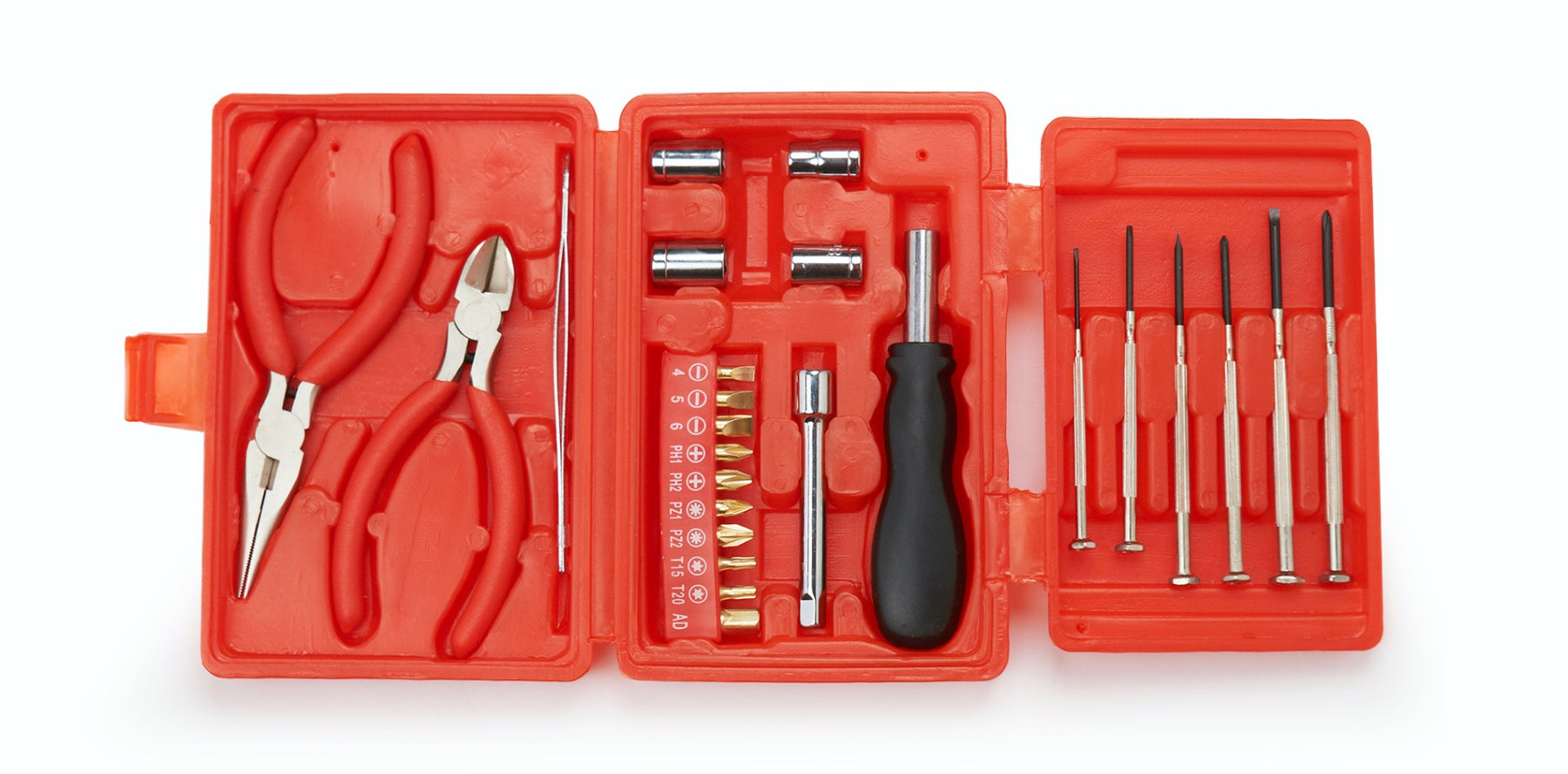 25 Piece Tool Kit - TK-GEM/04