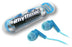 Ultramax Rhythmic High Quality In-Ear Earphones - Blue - UMAX-EAR/BLU