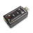 Dynamode 7.1 Channel USB Sound Card Adapter - USB-DY-SC-7