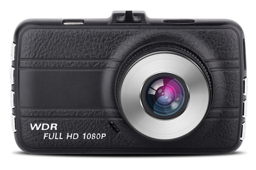 Volkano Freeway Series 1080p Full HD Dash Camera Cam - VOLK-10008/BK