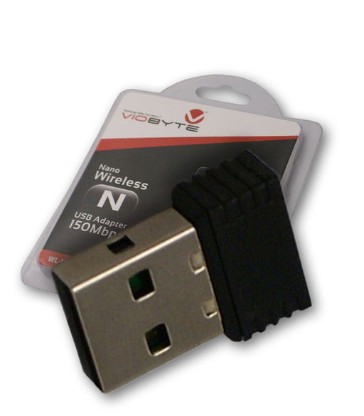Viobyte Wireless 150Mbps Dongle - WL-VB-150