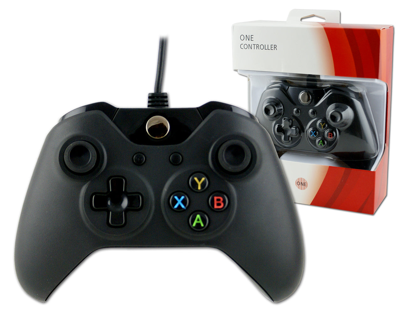 Xbox One Wired Gaming Controller - GAM-JOY-XBOX1