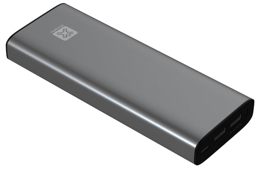 "XtremeMac 20100mAh USB + Type C Powerbank For Macbook 12"" and New Macbook Pro 13"" - Space Grey - XM-IPU-PBM-13"