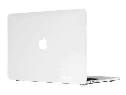 "XtremeMac Soft Touch Hard Shell Case Cover For New Macbook Pro 13"" (2016/2017) - Clear - XM-MBP2-MC13-03"