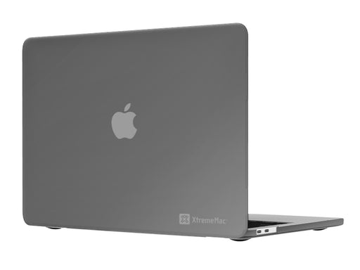 "XtremeMac Soft Touch Hard Shell Case Cover For New Macbook Pro 13"" (2016/2017) - Black - XM-MBP2-MC13-13"