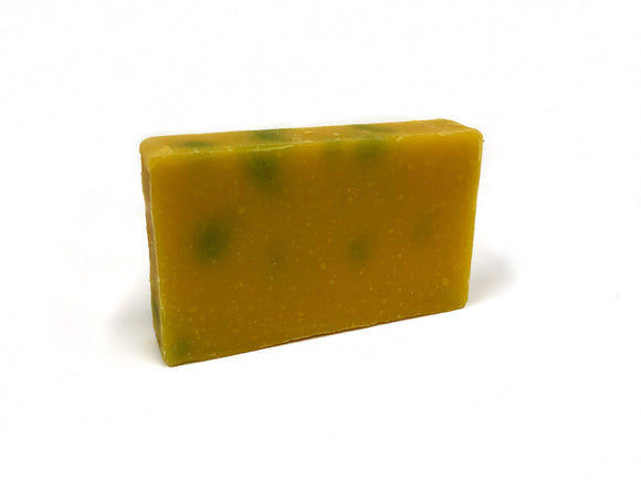 Hand Made Natural Soap- Tangerine/Grapefruit