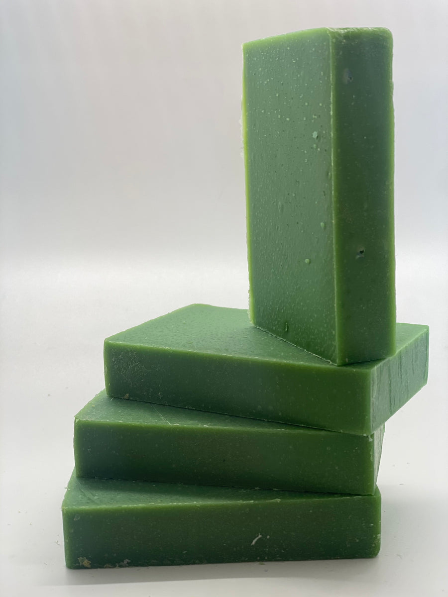 Hand Made Natural Soap- Bamboo Spring