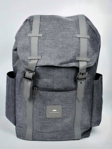 State of Mind Canvas Backpack
