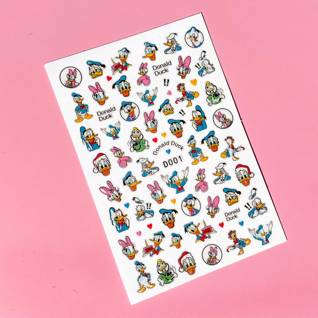 Characters Stickers