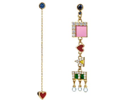 All You Need Earrings - TWISTonline