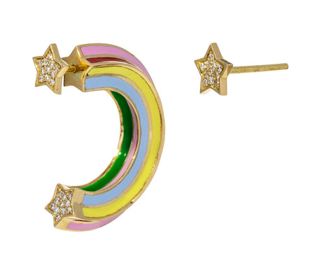 Shooting Star Earrings - TWISTonline