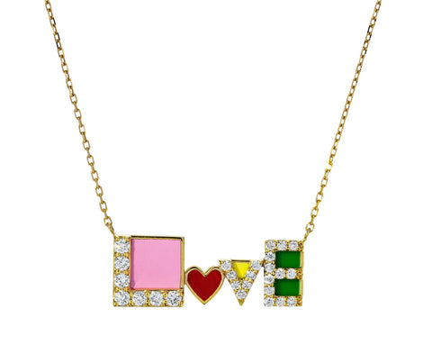 All You Need Necklace - TWISTonline
