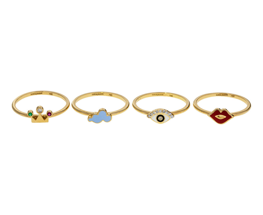 A Charmed Life Set of Rings - TWISTonline