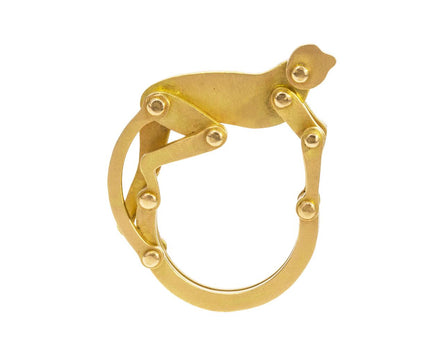 Articulated Monkey Ring - TWISTonline
