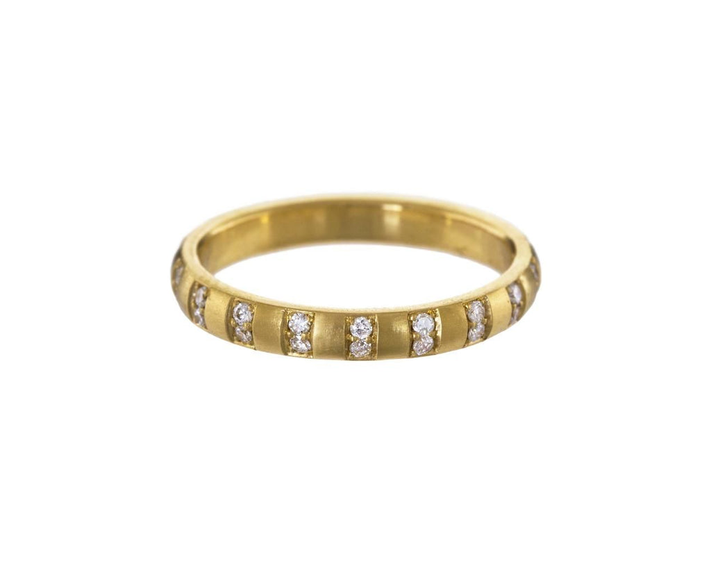 Gold and Diamond Sienna Ring zoom 1_marc_alary_gold_diamond_stripe_sienna_ring