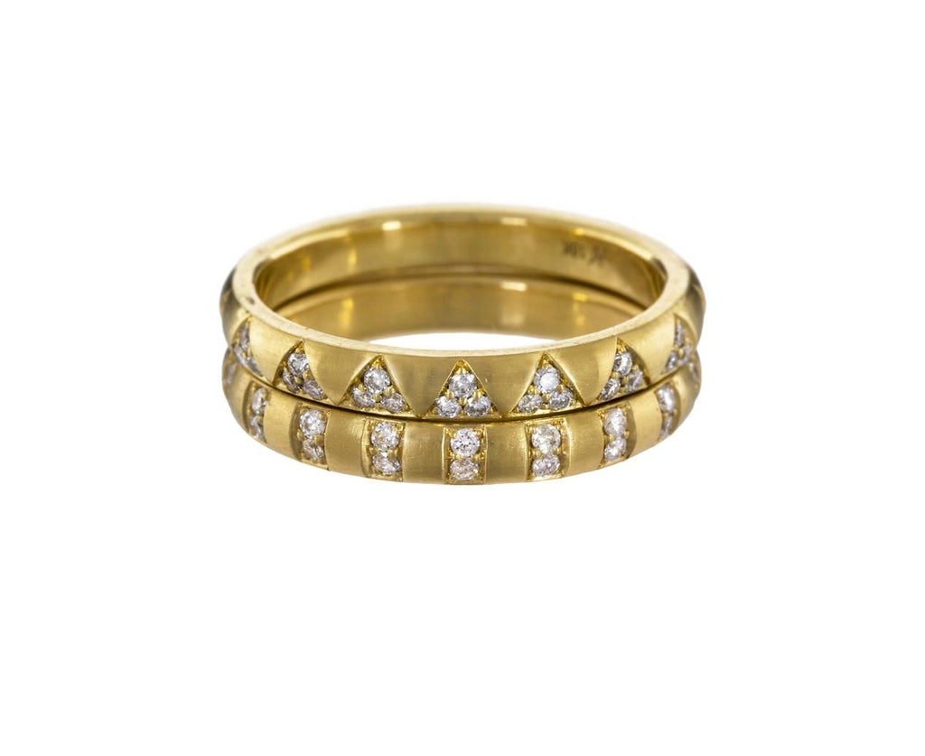 Gold and Diamond Sienna Ring - TWISTonline