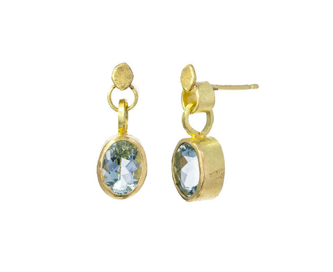 Aquamarine Earrings - TWISTonline