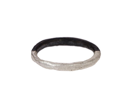 Oxidized and Silver Band - TWISTonline