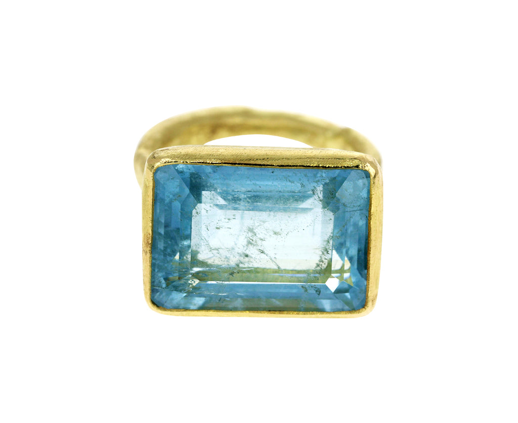 Aquamarine Ring - TWISTonline