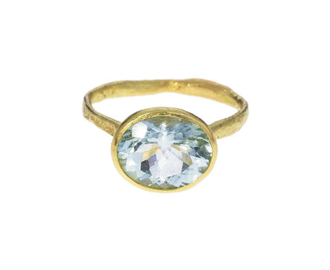 Aquamarine Ring zoom 1_disa_allsopp_gold_aquamarine_organic_ring