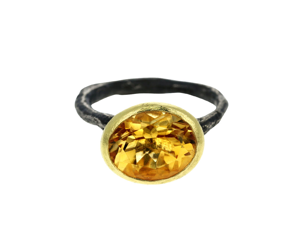 Citrine Ring - TWISTonline