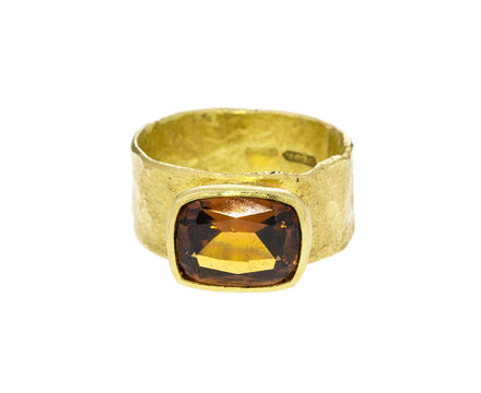 Marmalade Tourmaline Ring - TWISTonline