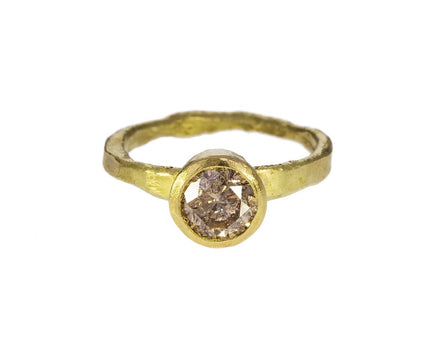 Brown Diamond Solitaire - TWISTonline