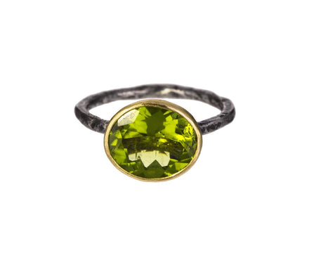 Peridot Ring - TWISTonline
