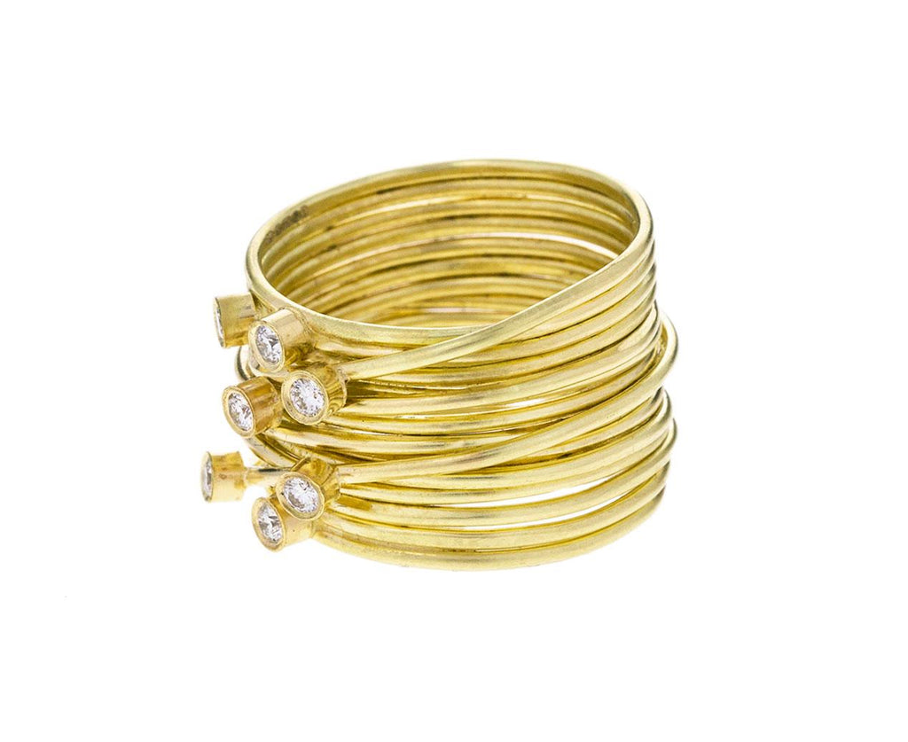 Grande Gold Spaghetti Ring with Diamonds zoom 2_disa_allsopp_gold_diamond_grande_spaghetti_ring1