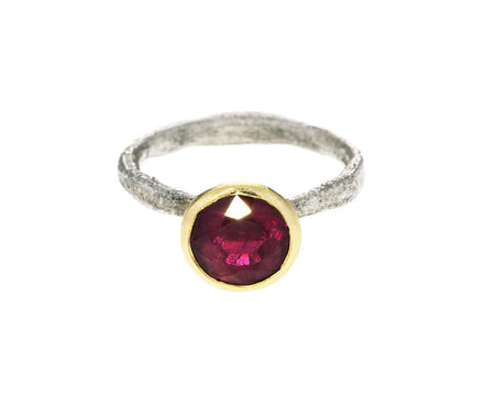 Rubelite Tourmaline Ring - TWISTonline