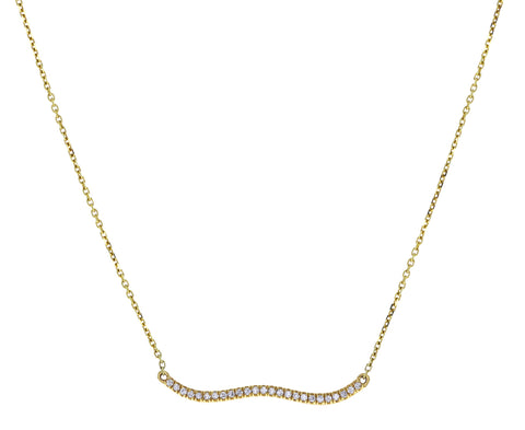 Diamond Berceau Necklace