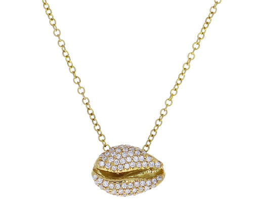 Le Petit Cauri Endiamante Necklace